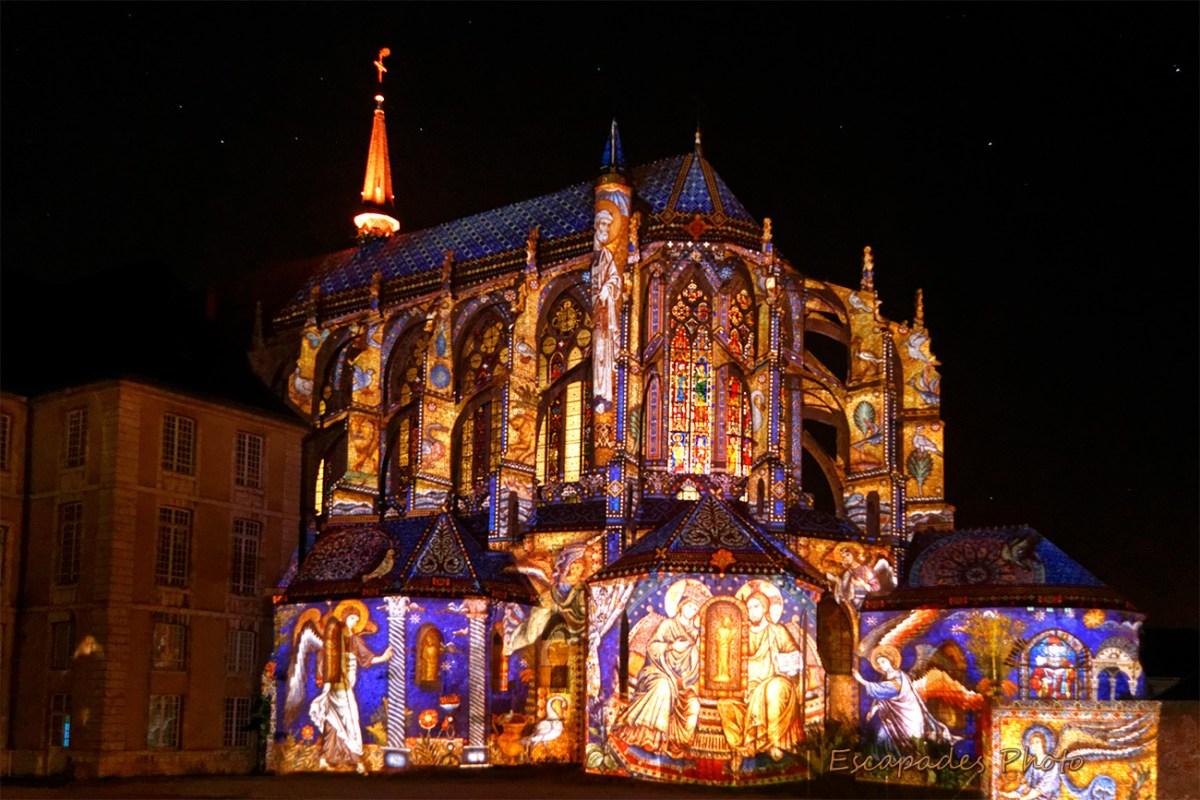 Scénographie - église Saint-Pierre - Chartres
