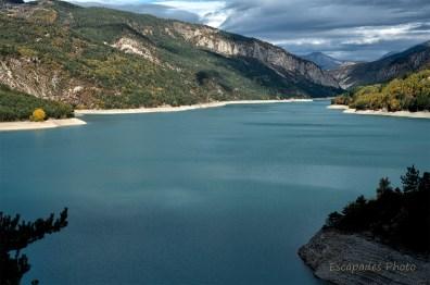 Lac de Sainte-Croix - Les Salles-sur-Verdon