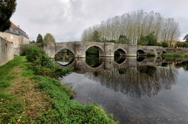 Vieux pont de Saint-Savin-sur-Gartempe