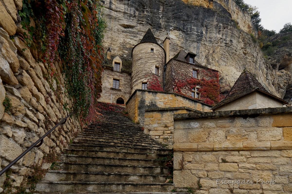 La Roque Cageac - Le manoir