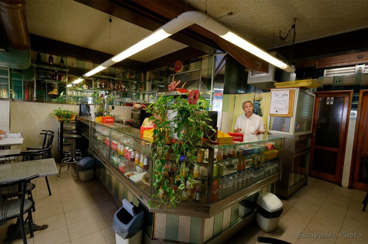 Restaurant populaire - Bairro Alto Lisbonne