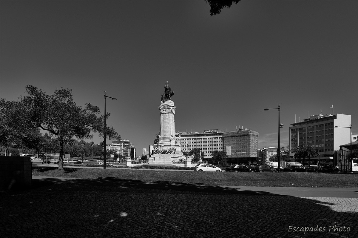 Place du Marquis de Pombal - Praça Marquês de Pombal