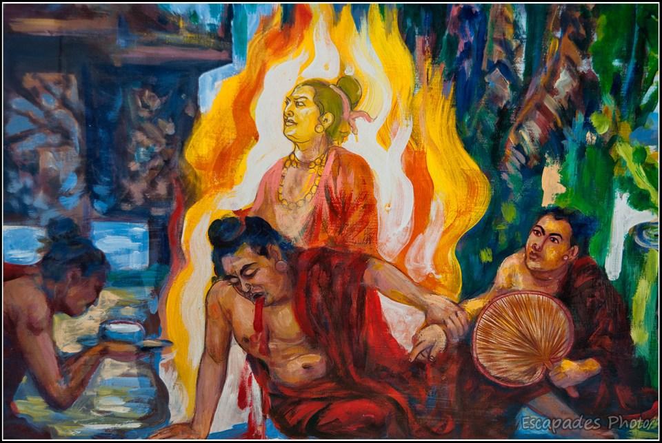Sagaing : Iconographie bouddhiste