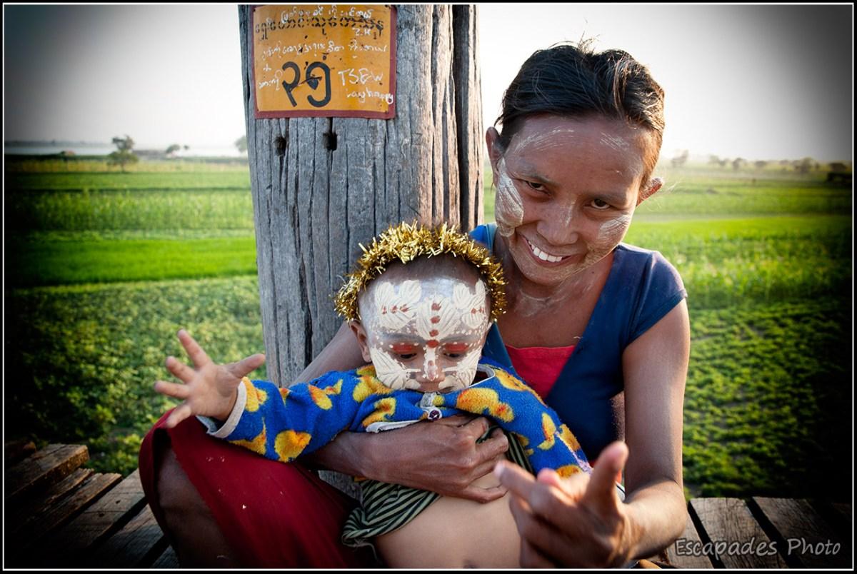 U Bein - Portrait ethnique