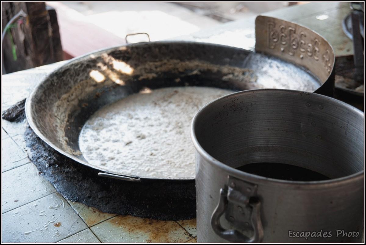 Amarapura Mahagandayon - dessert au riz