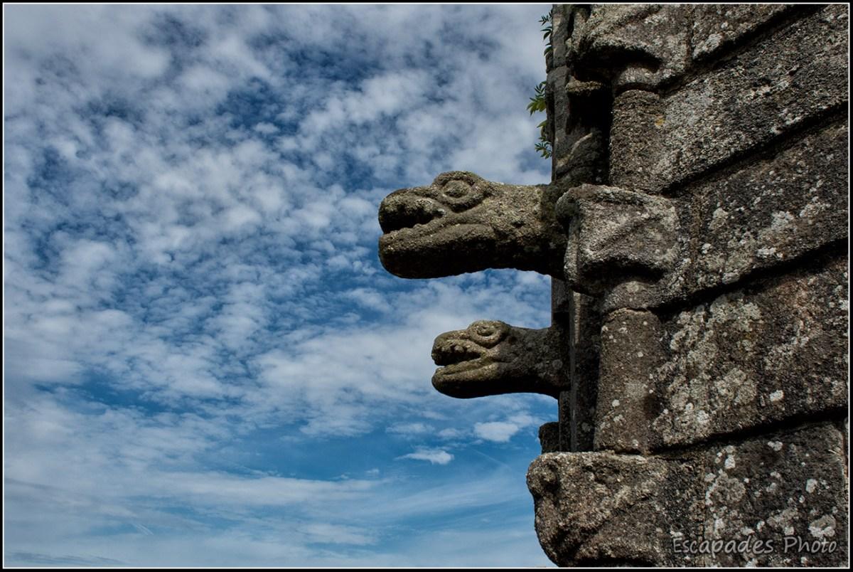 Bulat-Pestivien - Gargouilles