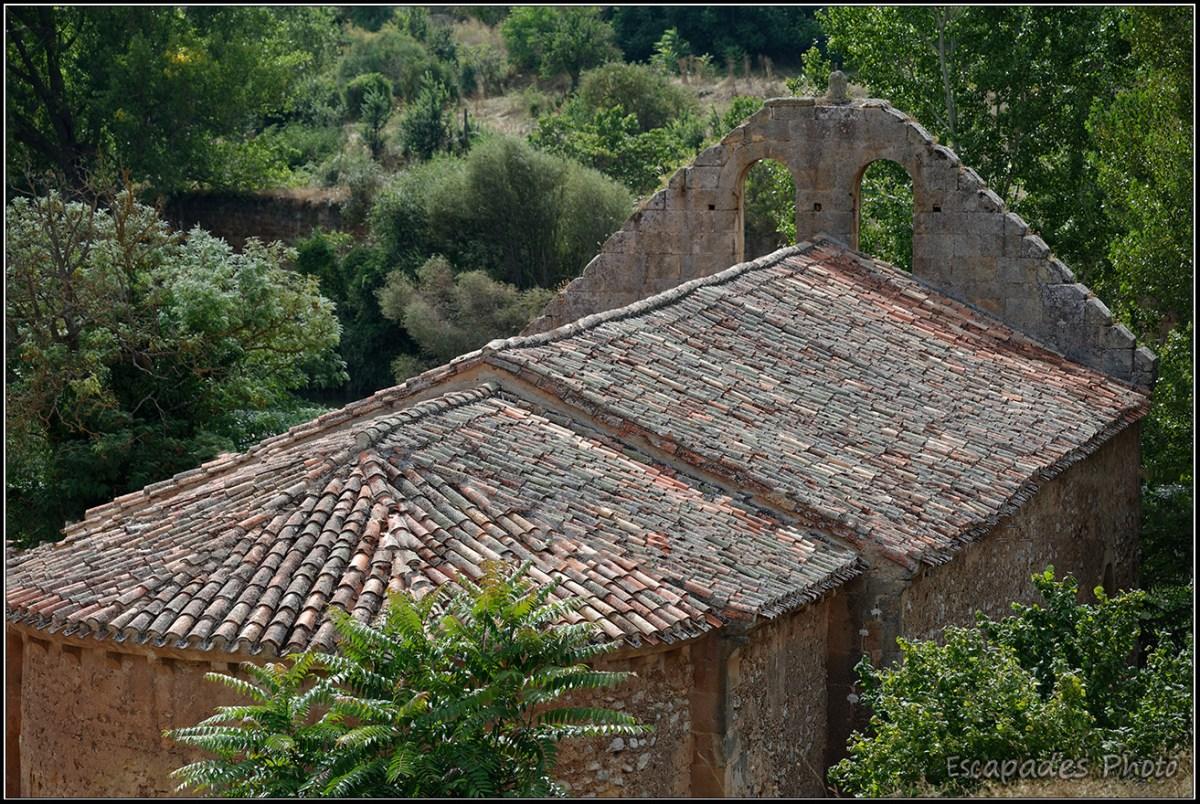 Eglise romane - monastère de San Juan de Duero à Soria