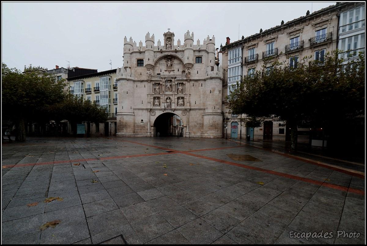 Arc de Santa-Maria - Burgos