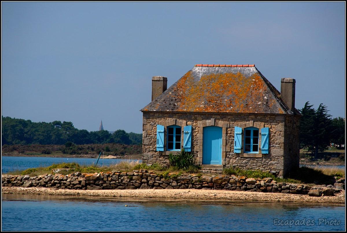 îlot Nichtarguer - la maison du gardien