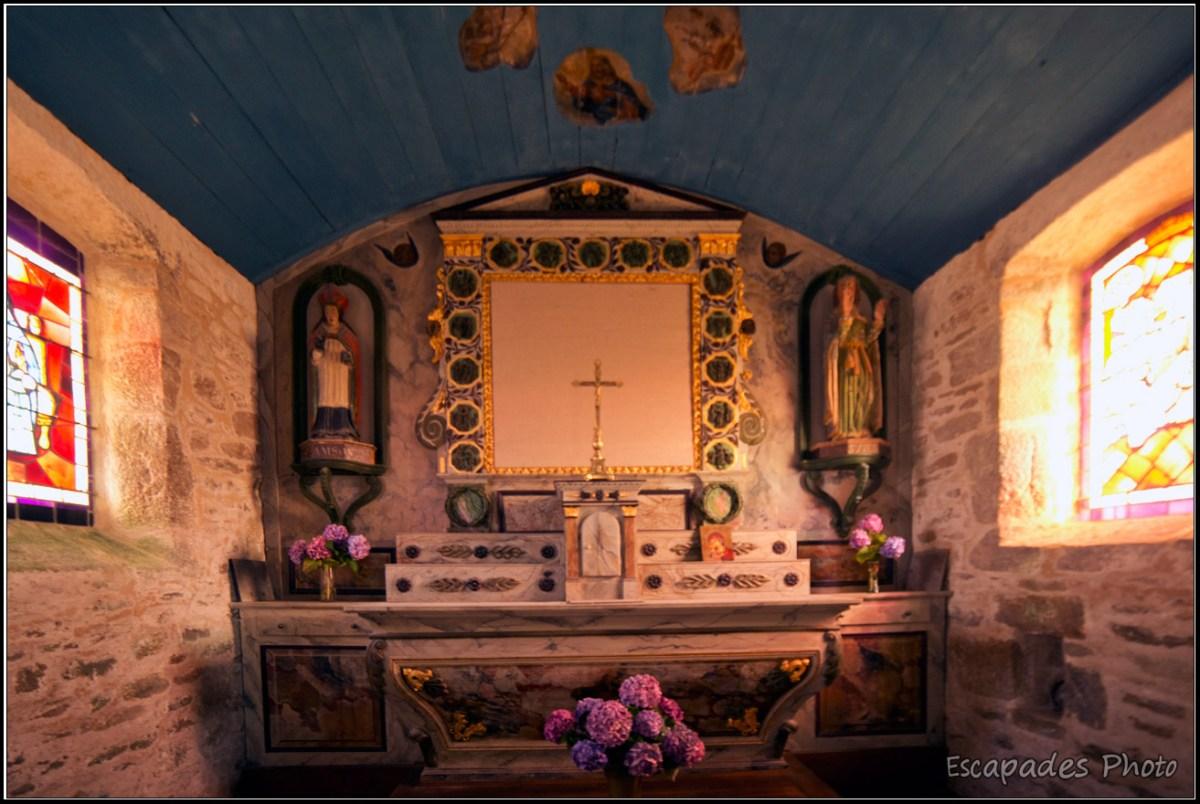 Chapelle Saint-Samson Landunvez