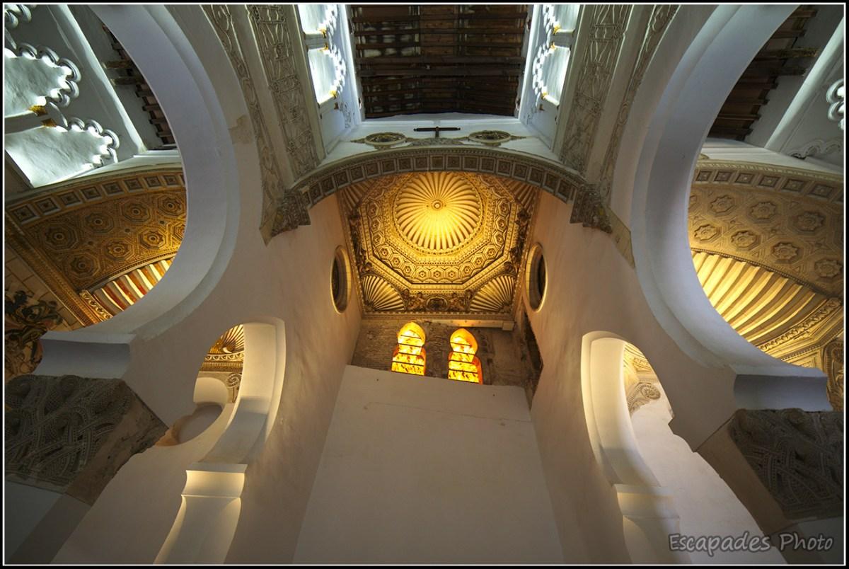 Synagogue Santa Maria la Blanca de Tolède