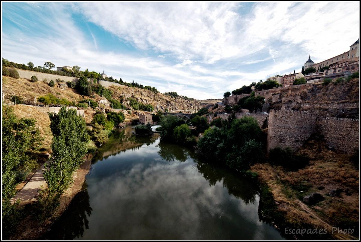 Le Tage à Tolède