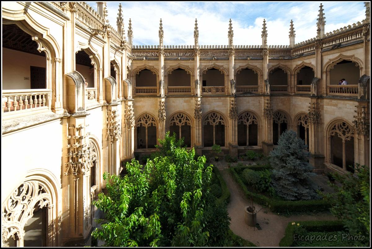 Monastère de San Juan des Reyes Tolède