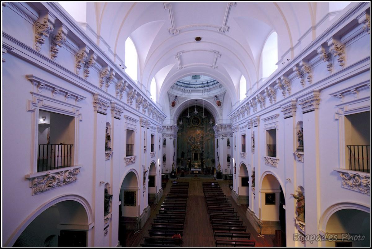 Église Jésuite San Ildelfonso