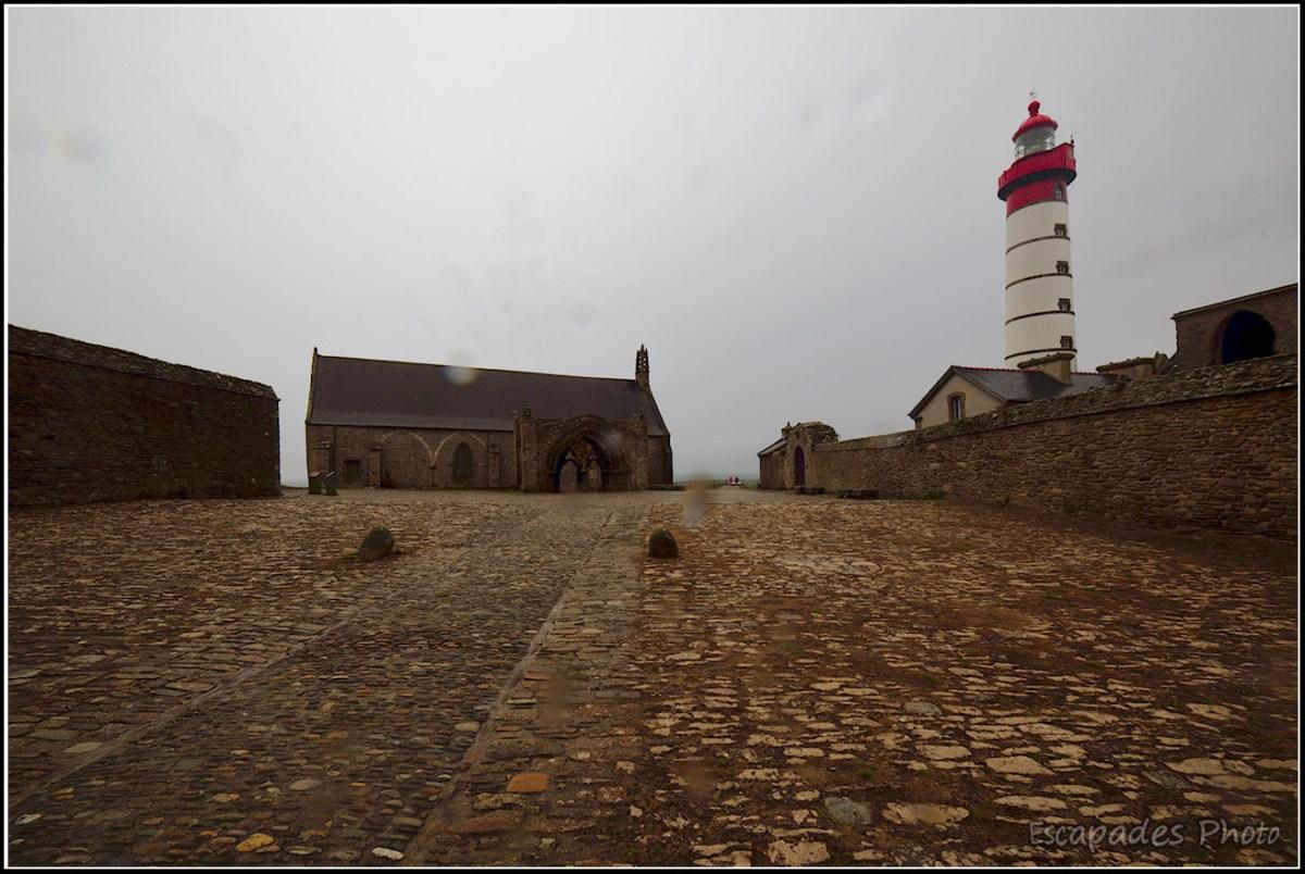Chapelle Notre-Dame de Grâce - Route pavée