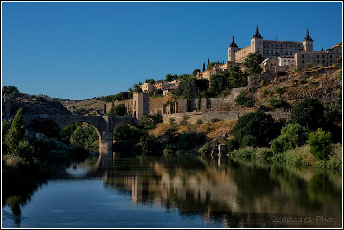 Pont d'Alcántara Tolède