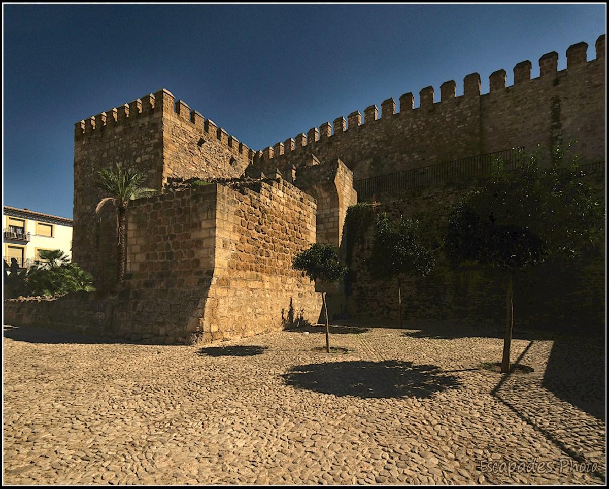 Alcazaba Antequera - murailles
