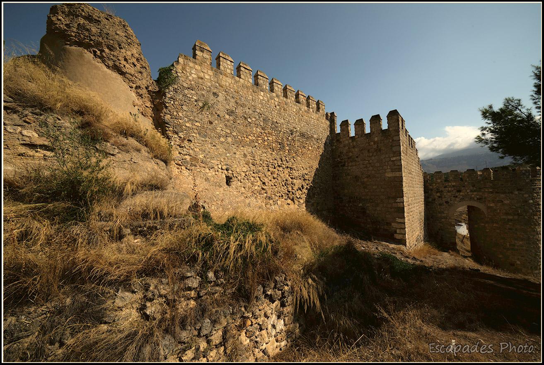 Antequera une Alcazaba et deux dolmens