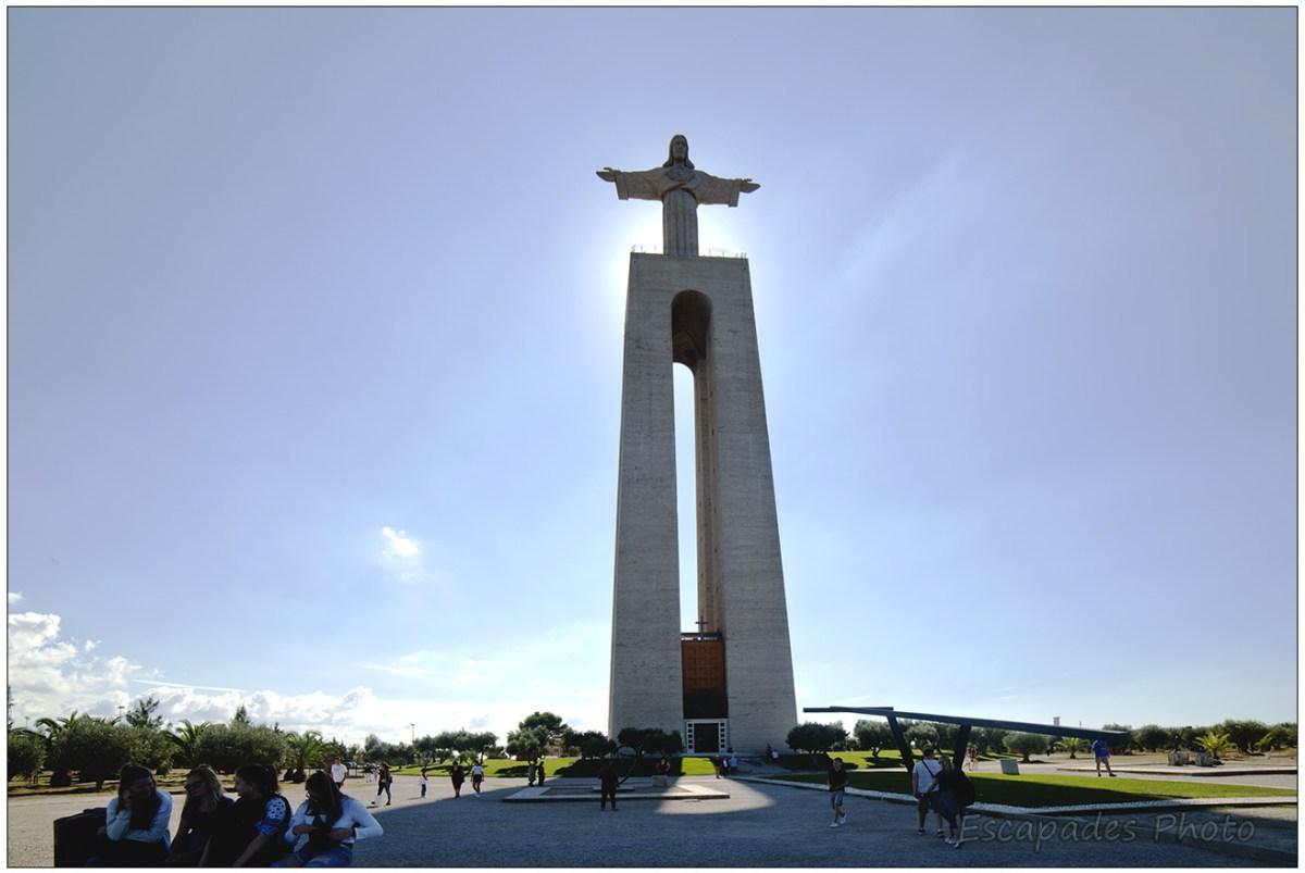 Cristo Rei d'Almada est l'emblème de Lisbonne et du Portugal