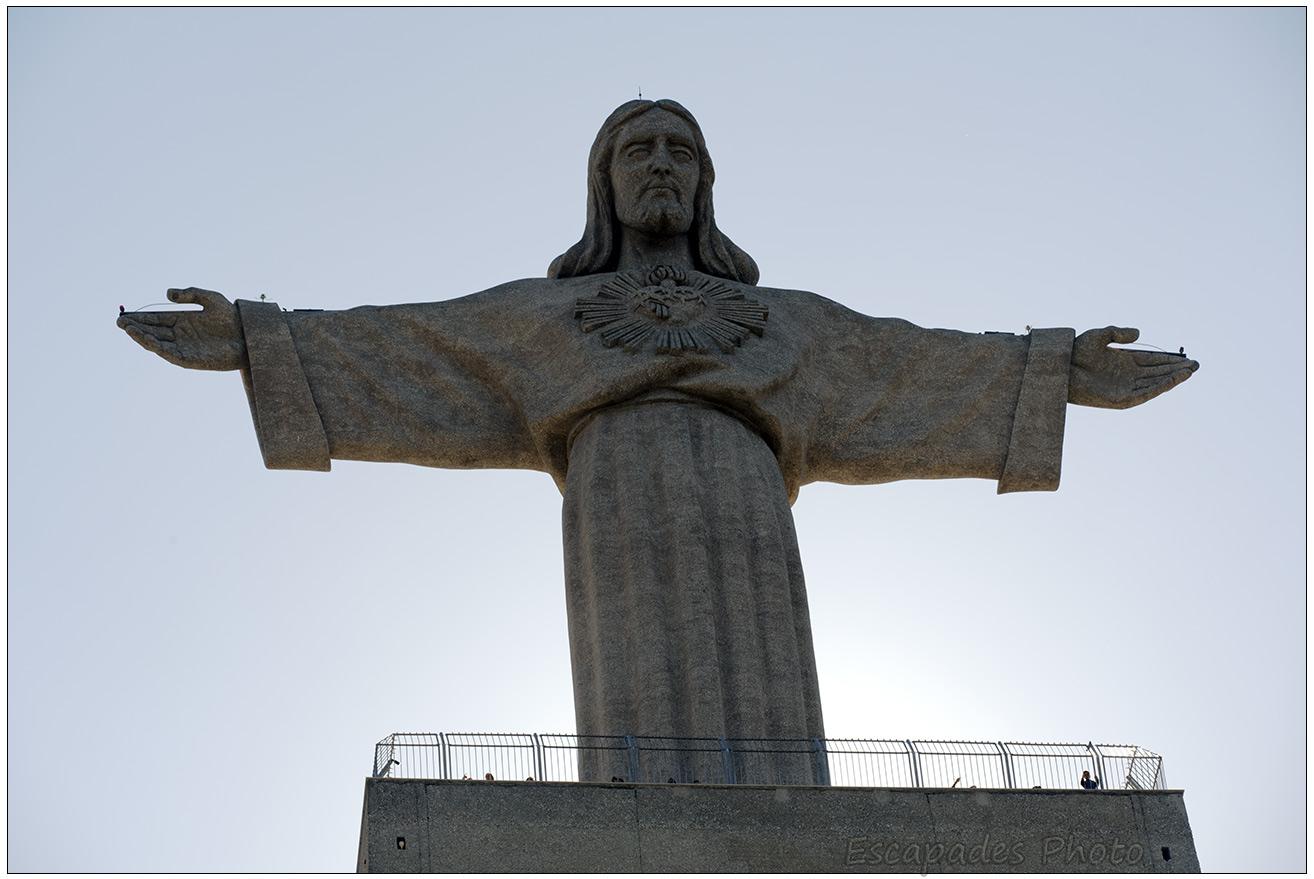 Cristo Rei d'Almada, emblème du  Portugal