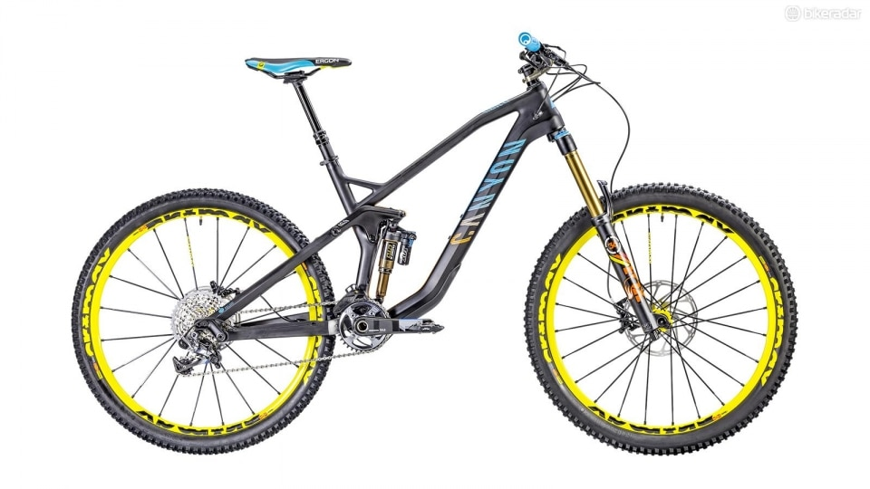 This year's most wanted enduro bike: the canyon strive: this year's most wanted enduro bike: the canyon strive