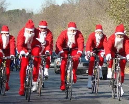 cadeaux de Noel pour cyclistes