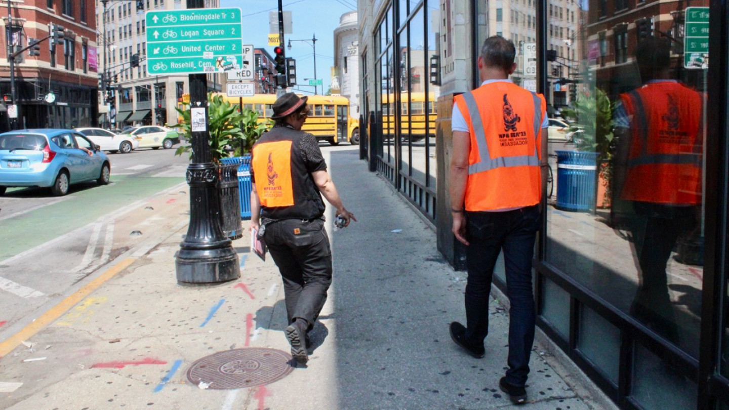 Taxpayer-Funded 'Ambassadors' Put Extra Eyes On Wicker Park, Bucktown Streets