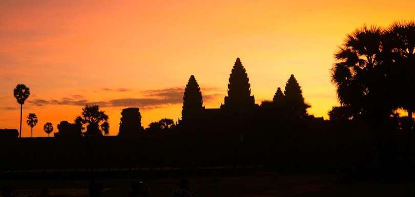 Angkor Wat - Kambodscha