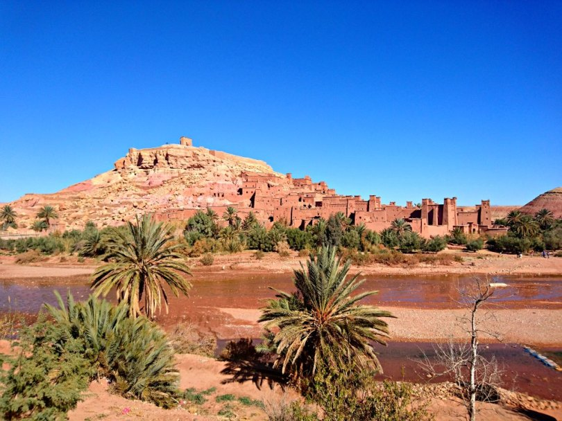 Ait Benhaddou - Marokko