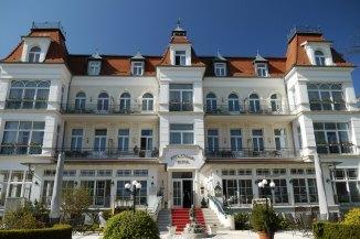 Usedom: Hotel Esplanade in Heringsdorf