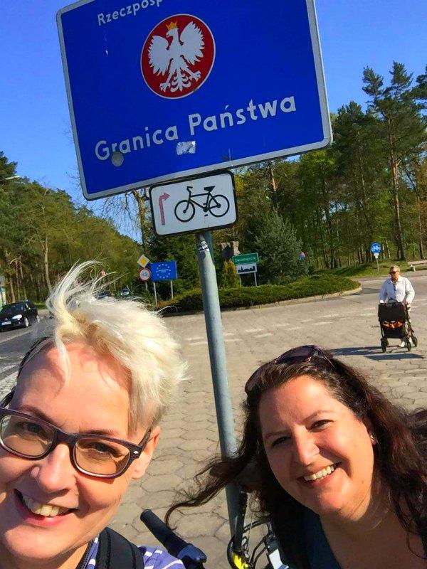 om: An der Grenze zu Polen