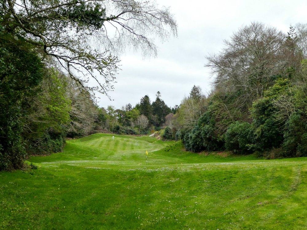 Golfplatz des Parknasilla Resorts