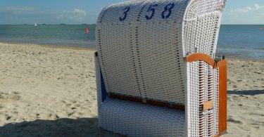 Bewährtes Handwerk: Strandkörbe