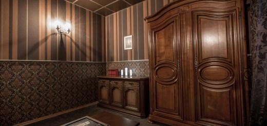 Escape Room - Wizard's Cabinet