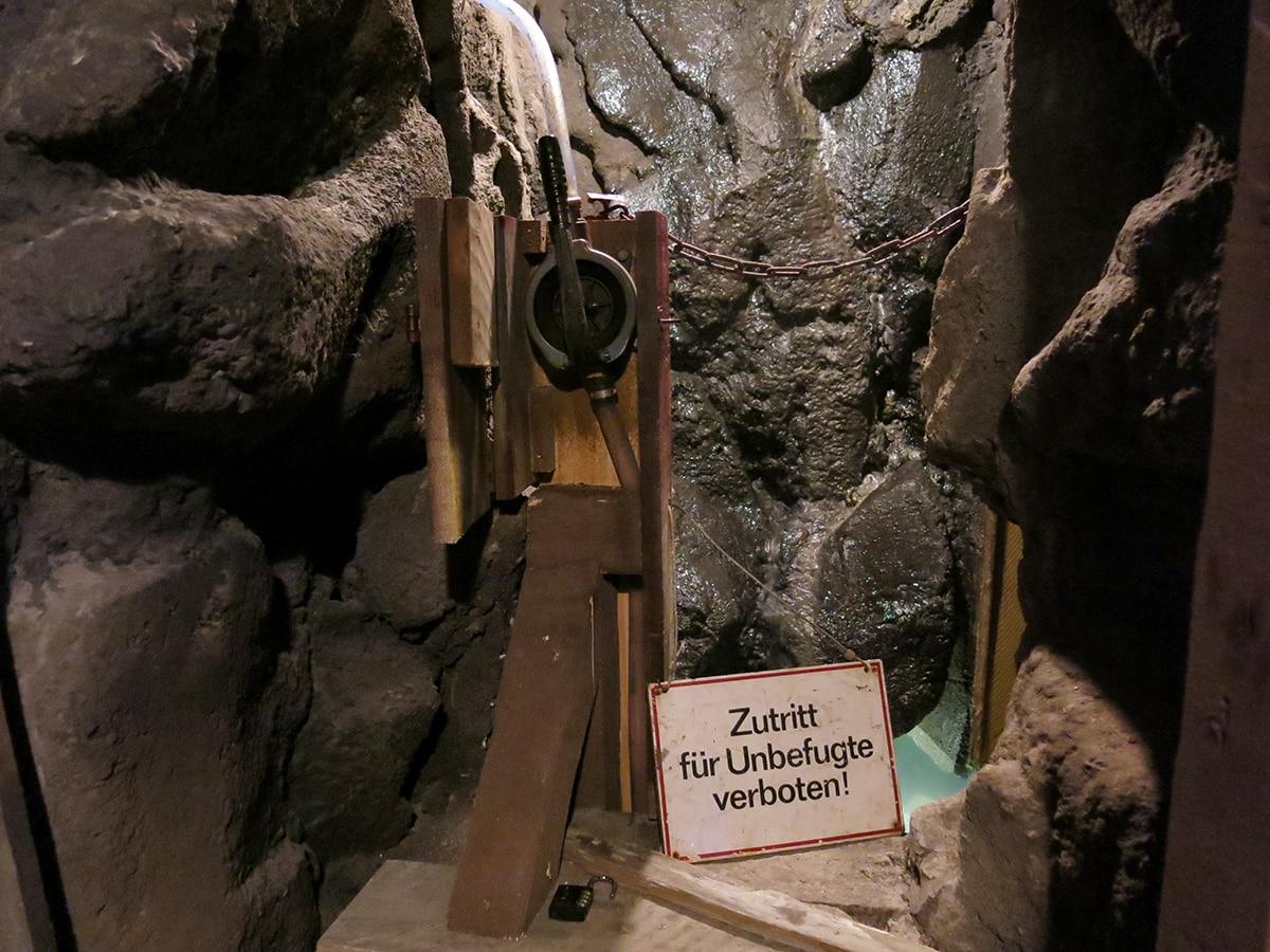 Der heilige Gral - Escape Room - Sportpark Gelsenkirchen
