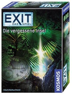 Exit - Das Spiel: Die vergessen Insel