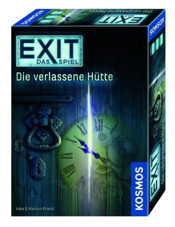Exit - Das Spiel: Die verlassen Hütte