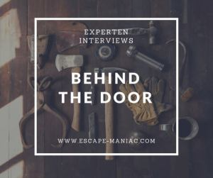 Experten Interviews Escape Room