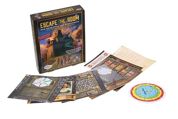 Escape the Room - Das Geheimnis der Sternenwarte