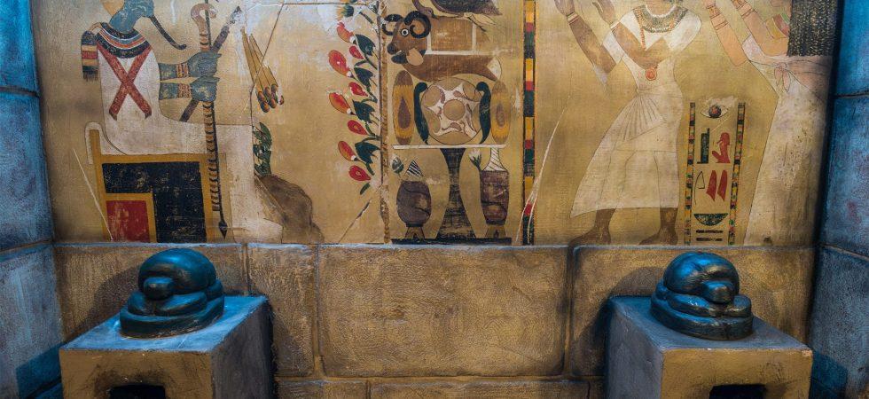 Der Fluch des Pharao - ExitZone Essen