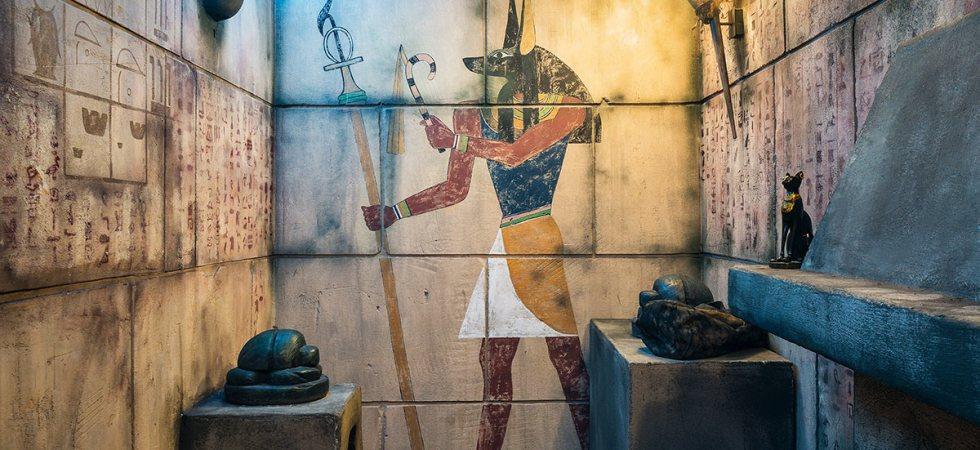 House of Tales - Das Geheimnis der Pharaonen - Escape Room Berlin