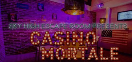 Casino Mortale - Sky High Escape Room - Almere