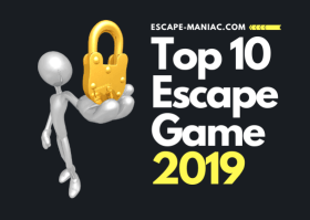 top 10 escape game 2019