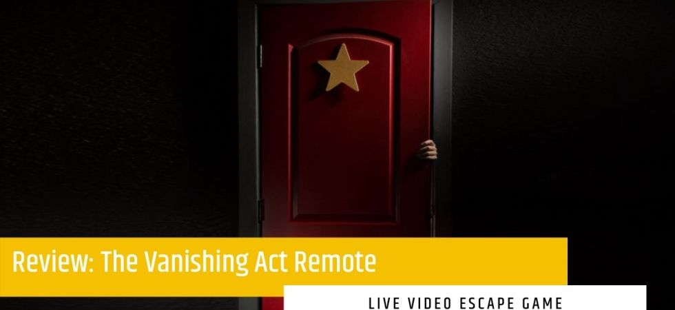 The Vanishing Act Remote