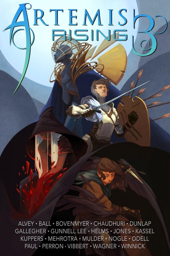 Artemis Rising 3 by Ashley Mackenzie (2017)