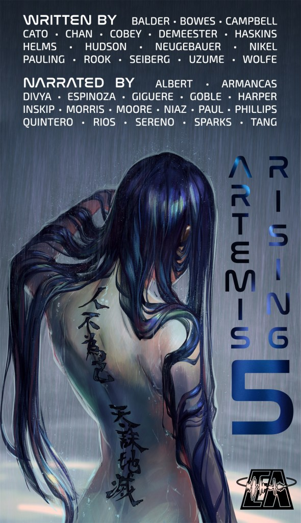 Artemis Rising 5 by Yuumei (2019)
