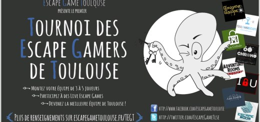 TEGT Escape Game Toulouse