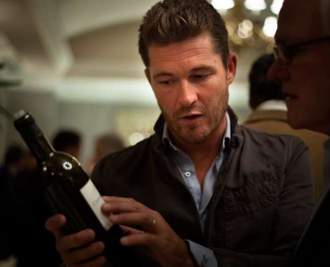 Cheval des Andes winemaker Nicolas Audebert  3