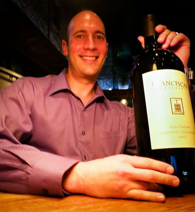 todd ruback represents the franciscan estate winery (among others) in texas
