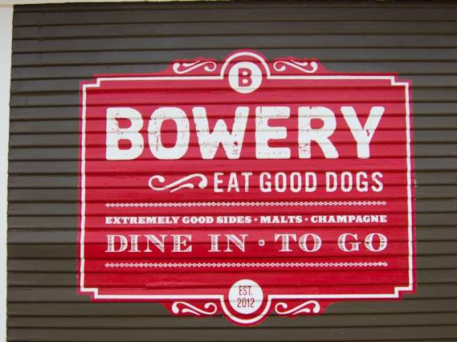 bowery by michael hiller